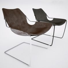 Paulistano #3d #armchair designed by Paulo Mendes da Rocha. 1957. Both black and brown leather versions in the same file.    Peter Guthrie's model comes as a #3dsmax 2009 file with both #VRay and Scanline versions, also included are .3ds .fbx and .obj exports with bitmaps included. The VRay scene is ready to render.    Get it on 3DOcean for $20