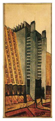 RA PULOPULO: Antonio Sant'Elia (1888/1916) _ La Arquitectura Futurista