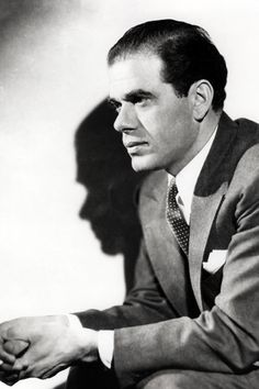 """No saint, no pope, no general, no sultan, has ever had the power that a filmmaker has—the power to talk to hundreds of millions of people for two hours in the dark."" Frank Capra 