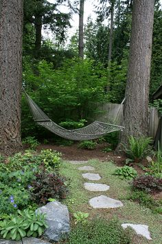 43 Relaxing Backyard Hammock Decor Ideas That Will Transform Your Decor - When we think of different ways of relaxation, my mind conjures up a picture of a person resting on a hammock secured between two trees on a beach sho.