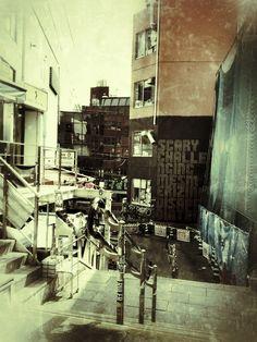 Shibuya Udagwa Street