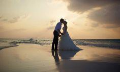 #Beach #Wedding at #Kuredu Resort & Spa