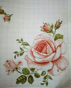 7 Beğenme, 0 Yorum - Instagram'da Hurrem bilgin (@blgn.hrrm) Cutwork Embroidery, Cross Stitch Embroidery, Cross Stitch Rose, Cross Stitch Borders, Cross Stitch Flowers, Cross Stitch Designs, Cross Stitch Charts, Cross Stitching, Cross Stitch Patterns