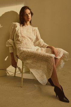 Isabel Marant Resort 2019 Paris Collection - Vogue