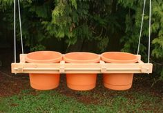 Share Tweet Pin Mail  The Six-Frame Hanging Planter Frame. I came across a new product, Planter Frames, when visiting the Northwest Flower and Garden Show in Seattle last month. The free standing wood planters are handcrafted by Pacific Northwest … Read More...