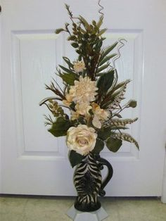 454 best silk floral arrangements images on pinterest silk floral something similar for my big vase find this pin and more on silk floral arrangements mightylinksfo