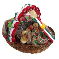Canasta Arcón de dulces mexicanos