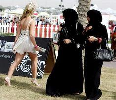 Bunlar sadece Dubai-de