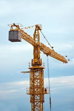 Working with cranes is difficult, so make sure you have knowledgeable people on your side.
