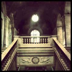 Detroit, public library