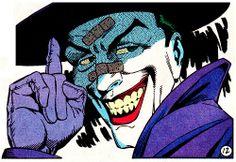 The Joker by Graham Nolan & Scott Hanna