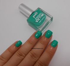 31 Day Challenge - Day 4: Green Nails