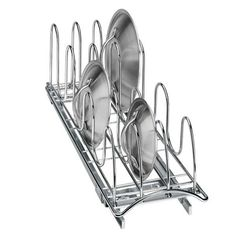 Lynk Roll-Out Lid and Tray Organizer