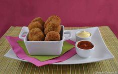 • Crocchette di pollo - Ricetta Crocchette di pollo