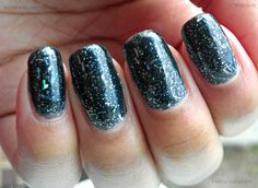 Two coats of BB Couture Vivian ♥