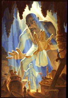 Aladdin, Greg Hildebrandt