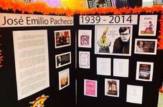 Ofrenda en Honor a José Emilio Pacheco