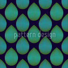 High-quality Vector Pattern Designs at http://www.patterndesigns.com/en-shop-3949-metallic-rain.html | designed by Andreas Loher