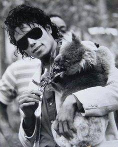 Michael Jackson 🐨