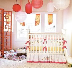 japanese nursery!!! OMG why didn't I see this before my baby was born.
