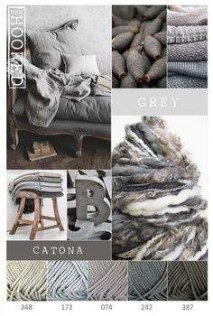 Yarn Color Combinations, Colour Schemes, Color Patterns, Color Palate, Colour Pallette, Pantone, Stoff Design, Colour Board, Color Stories
