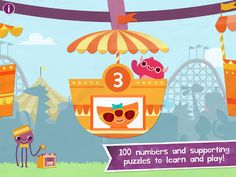 Endless Numbers: School Edition: As a follow-up to Endless Alphabet, set the stage for early numeracy learning with Endless Numbers! Kids will have a blast learning number recognition, sequences, quantity, numerical patterns, and simple addition with the adorable Endless monsters. Each number features interactive sequences and equation puzzles with numbers that come alive, and a short animation that provides context and meaning to each number.