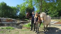 Washington Horse Farm Uses Rain Gardens for Mud Control in Paddocks and Mountain Trail Course - Smart Horse Keeping