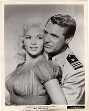 CARY GRANT,JAYNE MANSFIELD,Kiss Them for Me,f15431