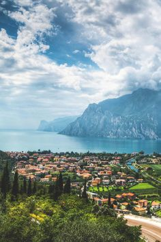 i-long-to-travel-the-world: wnderlst: Nago-Torbole, Italy Beautiful Places In The World, Places Around The World, Oh The Places You'll Go, Travel Around The World, Wonderful Places, Places To Travel, Places To Visit, Travel Destinations, Explorer