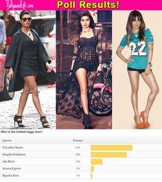 Priyanka Chopra is the hottest leggy lass in town, say fans! #PriyankaChopra