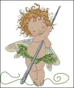 ஐღ♡ღஐ Dragon Cross Stitch, Cross Stitch Fairy, Cross Stitch Angels, Cross Stitch Needles, Cross Stitching, Cross Stitch Embroidery, Cross Stitch Patterns, Dragons, Stitch Movie