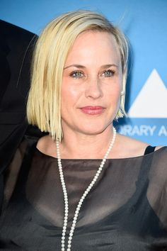 Patricia Arquette's bob - Celeb Short Hairstyles That'll Make You Want to Chop Off Your Locks - Photos