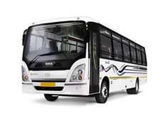 Tata Motors rolls-out 123 new AC buses in India ZigWheels.com