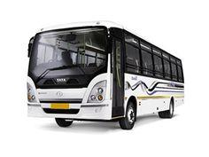 Tata Motors rolls-out 123 new AC buses in India ZigWheels.com