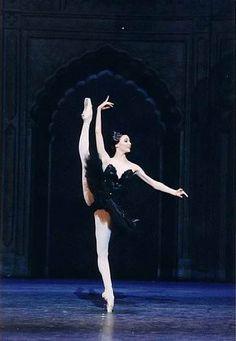Svetlana Zakharova (b.1979) ~ Ukrainian prima ballerina with both the Bolshoi Ballet in Russia and the La Scala Theatre Ballet in Italy (as of 2015)