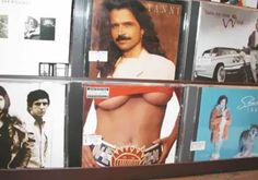Due to low album sales, Yanni goes a direction he promised himself he would never go again. Due to low album sales, Yanni goes a direction he promised himself he would never go again. Due to low album sales, Yanni goes a direction he pr Funny Ads, Hilarious, Photoshop, Advertising Fails, Advertising Companies, Funny Coincidences, My Stomach Hurts, Pochette Album, Display
