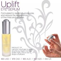 Botox in a bottle!! formulated to replenish, moisturise and reduce the appearance of fine lines and wrinkles Order yours today https://www.youniqueproducts.com/JamilahWright