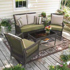 deck furniture