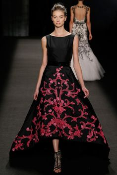 REPIN this Monique Lhuillier gown and help us decide what to have next season on RTR!