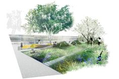 Future Green : Portfolio : THE VILLAGE PARK