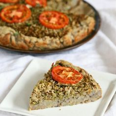 Vegan Richa: Cauliflower Broccoli Masala Pie with Potato Black Eyed Pea Crust. Gluten-free Grain-free Recipe for Virtual Vegan Potluck. Quiches, Gluten Free Grains, Vegan Gluten Free, Dairy Free, Whole Food Recipes, Cooking Recipes, Vegan Potluck, Whole Foods, Vegan Cauliflower