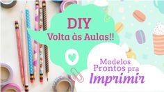 DIY: VOLTA ÀS AULAS PRÁTICO
