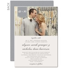 I love this customized wedding invitation!  http://www.invitationsforanyoccasion.com/index.php/tips-trends-creative-ideas/new-features-on-wedding-products/?afftrack=pinterest