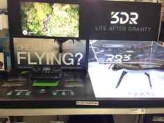 3dr Drone price tag is $999.99