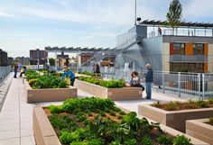 Via Verde - The Green Way | Dattner Architects and Grimshaw Architects; Photo: David Sundberg/ESTO | Bustler