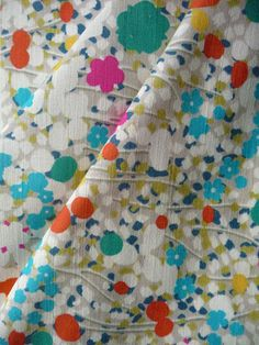 Meadow Day Fabric @ Imogen Heath