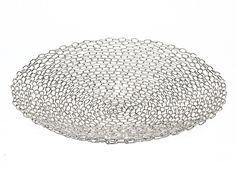 Chainmaille Round Platter - Lg