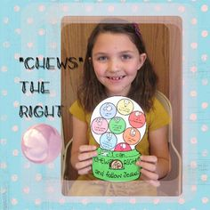 Choose the Right, Primary Lesson Helps, Primary 3 CTR-B, Lesson 1