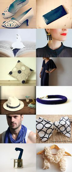 White and blue by Maria Concetta Massa on Etsy--Pinned with TreasuryPin.com