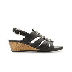 14806 - NEGRO #shoes #zapatos #fashion #moda #goflexi #flexi #clothes #style #estilo #summer #spring #primavera #verano